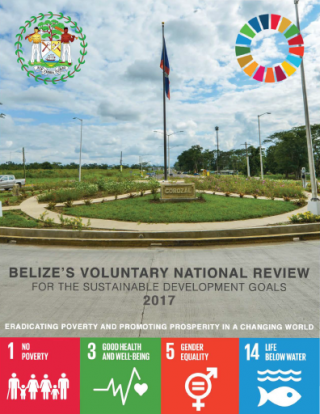Belize's Voluntary National Review  for the Sustainable Development Goals, 017