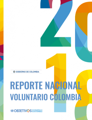 Reporte Nacional Voluntario Colombia, 2018