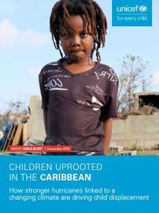 Children Uprooted in the Caribbean-cover