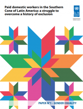Paper 1 - Paid domestic workers in the Southern Cone of Latin America: a struggle to overcome a history of exclusion-cover