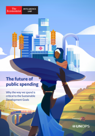 Cover-The future of public spending: Why the way we spend is critical to the sustainable development goals