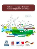 "Cover ""National energy efficiency monitoring report of Guyana"""