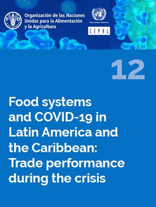Cover Food systems and COVID-19 in Latin America and the Caribbean N° 12