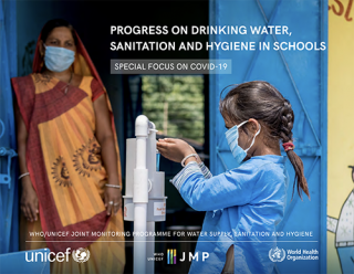 Cover Progress on drinking water, sanitation and hygiene in schools