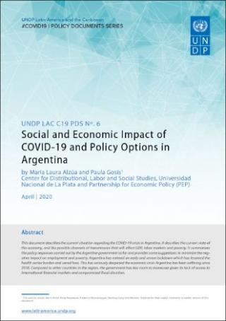 Cover Social and Economic Impact of COVID-19