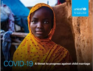 COVID-19: A threat to progress against child marriage