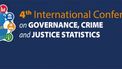 4th International Conference on Governance, Crime and Justice Statistics