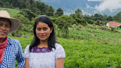FAO is supporting young entrepreneurs in rural Guatemala
