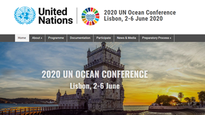 Official website-UN Ocean Summit 2020