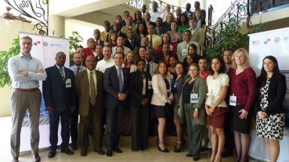 Regional Training Workshop to address the Smuggling of Migrants by sea in Mexico, Central America and the Caribbean