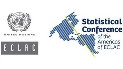 Banner Statistical Conference of the Americas of ECLAC