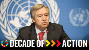 Decade of Action to deliver the Global Goals
